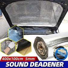43Sqft Firewall Sound Deadener Car Heat Shield Insulation Deadening Material Mat