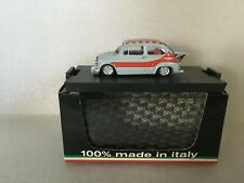 BRUMM R380-01 Fiat Abarth 1000 berlina corsa ufficiale gruppo 5 1968 1/43