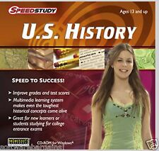 U.S. HISTORY. OVER 100 LESSONS. BUILD SKILLS FAST! SHIPS FAST and SHIPS FREE!