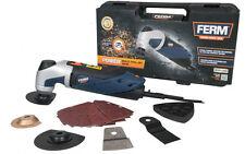 Ferm Multi Tool Oscillating Combi Multi Function Tool Sander Scraper OTM1004
