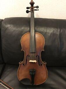 4/4 Geige mit tollem Klang nach Stradivari