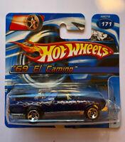 2005 Hotwheels 69 Chevy El Camino, Mint!