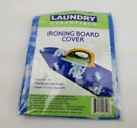 """Ironing Board Cover w/ Blue Sky And Puffy Clouds By Laundry Essential 13"""" × 52"""""""