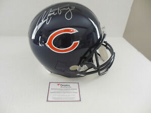 MITCHELL TRUBISKY SIGNED AUTOGRAPHED CHICAGO BEARS FULL SIZE HELMET - Fanatics