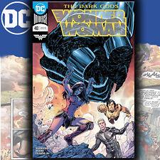 WONDER WOMAN #48 - DC COMICS