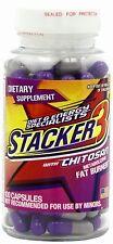 Stacker 3 Ephedra Free Weight Loss & Energy Herbal Supplement 12 X 20ct Bottles