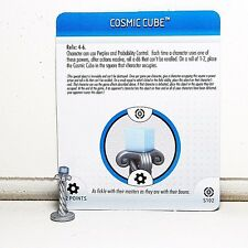 Heroclix Cosmic Cube #s102 Limited Edition Galactic Guardians - FCC
