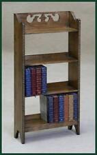 Oak Reproduction Antique Bookcases