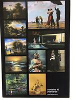 Banksy Postcards Set C Crude Oils