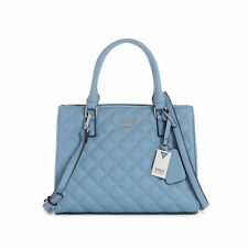 Maxwell Quilted Satchel Handbag by Guess