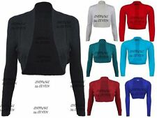 Long Sleeve Cropped Plus Size Jumpers & Cardigans for Women