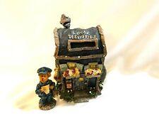 Boyds #19912-1E Mr.Postie's Mail Drop Mini Village Route 33 1/3 (P3)