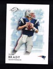 2011 Topps Gridiron Legends Blue #115 Tom Brady New England Patriots