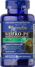 Neuro-PS, Neuro-Serine Phosphatidylserine - 100mg x60caps