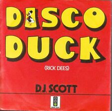 13364  DJ SCOTT  DISCO DUCK