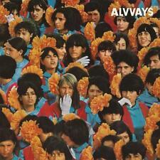 Alvvays SELF TITLED Debut Album 180g +MP3s NEW Electric Blue Colored Vinyl LP