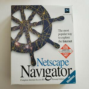 Netscape Navigator v1.2 for Windows
