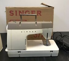 Singer Sewing Machine. Model 377