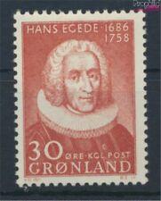 Denemarken - Groenland 42 (compleet Kwestie) postfris MNH 1958 200. Do (9348017