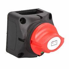 Marine Removable Battery Isolator Cut Off Kill Switch ON OFF 12V/24V New