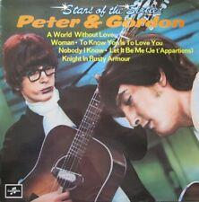 PETER & GORDON - STARS OF THE SIXTIES  - LP