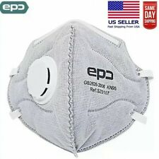 PM2.5 Protective Face Mask. Reusable, Individually Packaged. Shipped from USA.