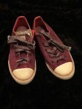 Chaussures Violet Converse pour fille de 2 à 16 ans | eBay
