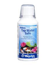 Waterlife Poolshield Dechlorinator For Ponds 500 mls Bottle Makes Tap Water Safe