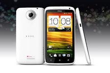 HTC ONE XL WHITE UNLOCKED Straight Talk Net10 HO2 Movistar Vodafone Claro O2
