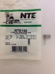 NTE NTE192 Transistor