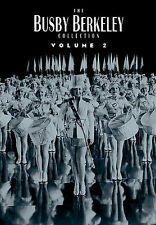 Busby Berkeley Collection - Volume 2 (DVD, 2008, 4-Disc Set Excellent !!