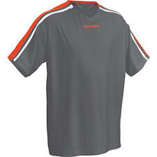Diadora Soccer  Lorrenzo V Neck Grey/Org Sz XL