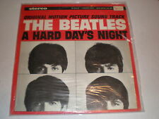 Beatles LP A Hard Day's Night MISPRINT