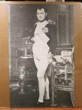 Vintage Napoleon Bonapart military French power poster 12936