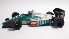 Formel 1 - BMW Benetton - Gerhard Berger -  Minichamps - 1:18