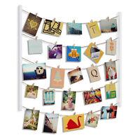 Umbra Hangit Clip Hanging Photo Holder (White) 315000-660