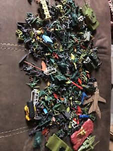 toy army men lot-all