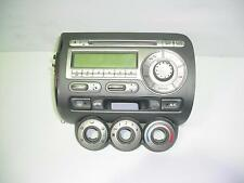 HONDA JAZZ RADIO/CD/DVD/SAT/TV GD, CD PLAYER, 10/02-09/08 02 03 04 05 06 07 08