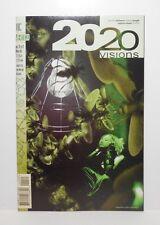2020 VISIONS #11 Uncertified VERTIGO '98 Delano/Pugh