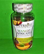 Mangue Africaine 300 MG 60 Capsules Nutrione Brûleur de Graisses