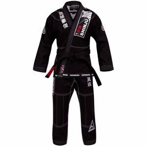 Jiujitsu Uniform Hayabusa Shinju3 Kimono GI BJJ Brazilian Genuine Black