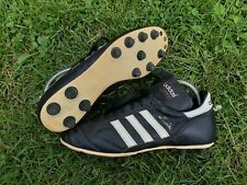 Adidas Copa Mundial Soccer Fotball Shoes Boots Leather Uk 7 Vintage 1995 Rare