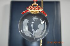 Faberge Imperial Crystal ornament
