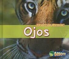 Ojos (Encuentra las diferencias!) (Spanish Edition) - LikeNew - Nunn, Daniel -