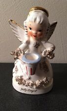 Vintage Napco Collectible Ceramic July Angel Figurine A1367