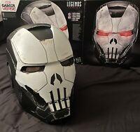 Marvel Legends Series The Punisher Electronic Helmet *Used*
