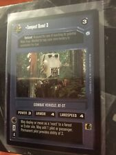 Star Wars CCG - Endor Dark Side RARE BB - Tempest Scout 3