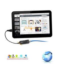 USB 3.0 vers Gigabit Ethernet LAN Réseau Carte Adaptateur externe RJ-45 10/100 / 1 000M