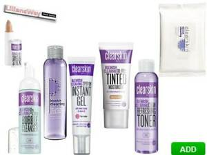 AVON CLEARSKIN BLEMISH CLEARING FULL RANGE~VARIOUS TO CHOOSE FROM~SALE