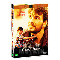 Three Wishes (1995) DVD - Patrick Swayze (*New *Sealed *All Region)
